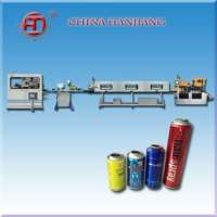 Spray Paint Aerosol Can Making Machine