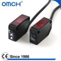Square photoelectric beam sensor switch Manufacturer