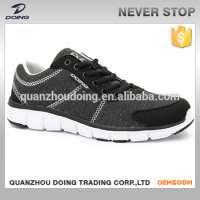 black nonslip shoes women sport sneaker Manufacturer