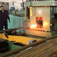 pipe upsetting  machine  for Upset Forging of oil pipes casing tubing  Manufacturer