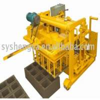 QTJ403 egg laying block making machine Manufacturer