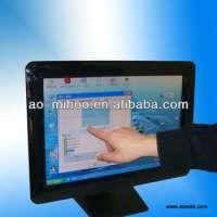 Desktop touch screen pc
