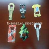 shaped metal bottle openers Manufacturer