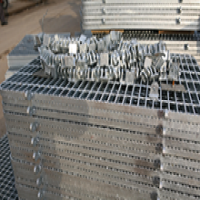 Dip Galvanized Steel gratingIndustrial use Manufacturer