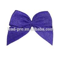 grogain ribbon bow