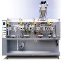 duplex sachet packing machine
