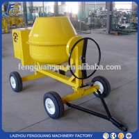 Portable Small Cement Cement Mixer