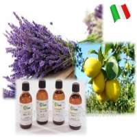 Italian aroma therapy natural essential oils aroma diffuser and aroma oxygen bar Manufacturer