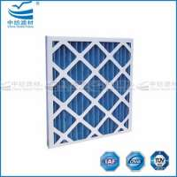 HVAC synthetic g4 panel air filter Manufacturer