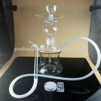 hookah and the led glass hookah  Manufacturer