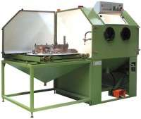 Sand Blasting Machines With Shot Peening Manufacturer