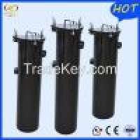 "8"" PAINT Standard single bag filter water treatment water purification Manufacturer"