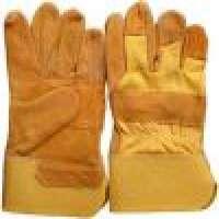 Yellow working glove Manufacturer