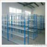 Slotted angle steel shelving Manufacturer