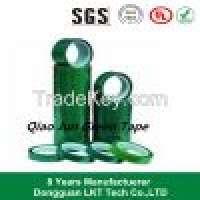 Gripper Tape and Dongguan Qiao Jun Green Tape Green Adhesive Tape Manufacturer