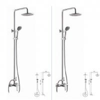 bathroom hardware set bronzebath harware faucet
