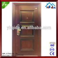 Main Entrance Exterior Steel Security Door Design