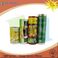 SGS approval aluminum foil hdpe plastic film roll Manufacturer