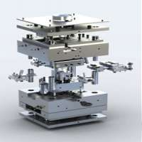 Plastic Injection Mould And Molding Parts