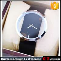 simple design quartz lady wrist watch watch Manufacturer