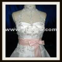 Wedding Gown Ribbon Sash Manufacturer