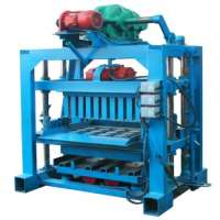 Small hollow concrete block making machine Manufacturer