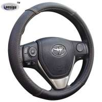 Leather Car Steering Wheel Cover Manufacturer