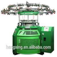 single jersey circular knitting machine