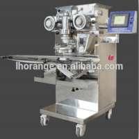 automatic ice cream suffing machine cake stuffing machine