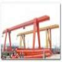 MH type single girder gantry crane Manufacturer