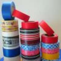 Industrial Tape and printed washi tape paper Manufacturer