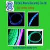 Colouful UV Active PVC tube Manufacturer