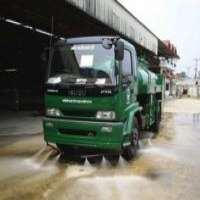 Jetting Water Truck Manufacturer