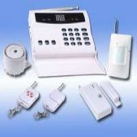32 Wireless and 7 Wired Zones Home Alarm System Manufacturer