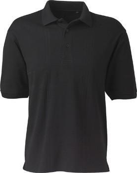 1d45b67aa CottonCVC knitting pique 23 buttons polo shirt NO MOQ Slim Fit Polo shirt