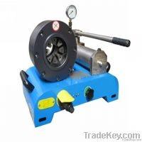 Manual Hydraulic Hose Crimping Machine