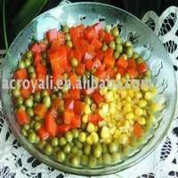 Canned Peas & carrot  Manufacturer