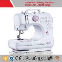 FHSM505 automatic handheld sewing machine shirt usha and sewing machine motor accessories