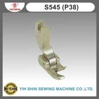 Industrial Sewing Machine Parts Sewing Accessories Binding Feet Single Needle S545 P38 Presser Feet