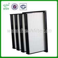 HVAC hepa medical air filterhepa air filter in box type youdear