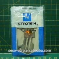INDUSTRIAL SEWING MACHINE PARTS NEEDLE PLATE FOR JUKI