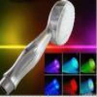 LED Rainbow colors changing hand shower head Manufacturer