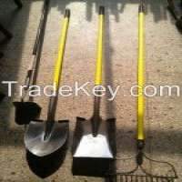 shovel fiberglass long handle Manufacturer