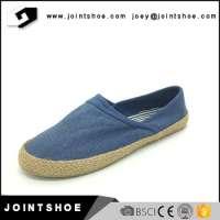 mens jute espadrilles loafer shoes Manufacturer