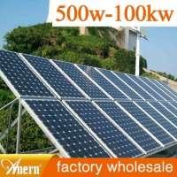 hybrid solar power panel generator Manufacturer
