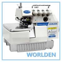WD747 4 Thread Overlock Stitch Sewing Machine