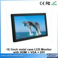10 inch vga dvi port hd computer monitor led monitor 12v lcd monitor Manufacturer
