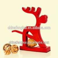 Zincalloy fawn nut cracker color Manufacturer