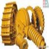 ExcavatorRecoil IdlerSprocketTrack rollerCarrier roller Manufacturer