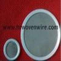 filter screen filter mesh micron filter filter disc wire mesh filter Manufacturer